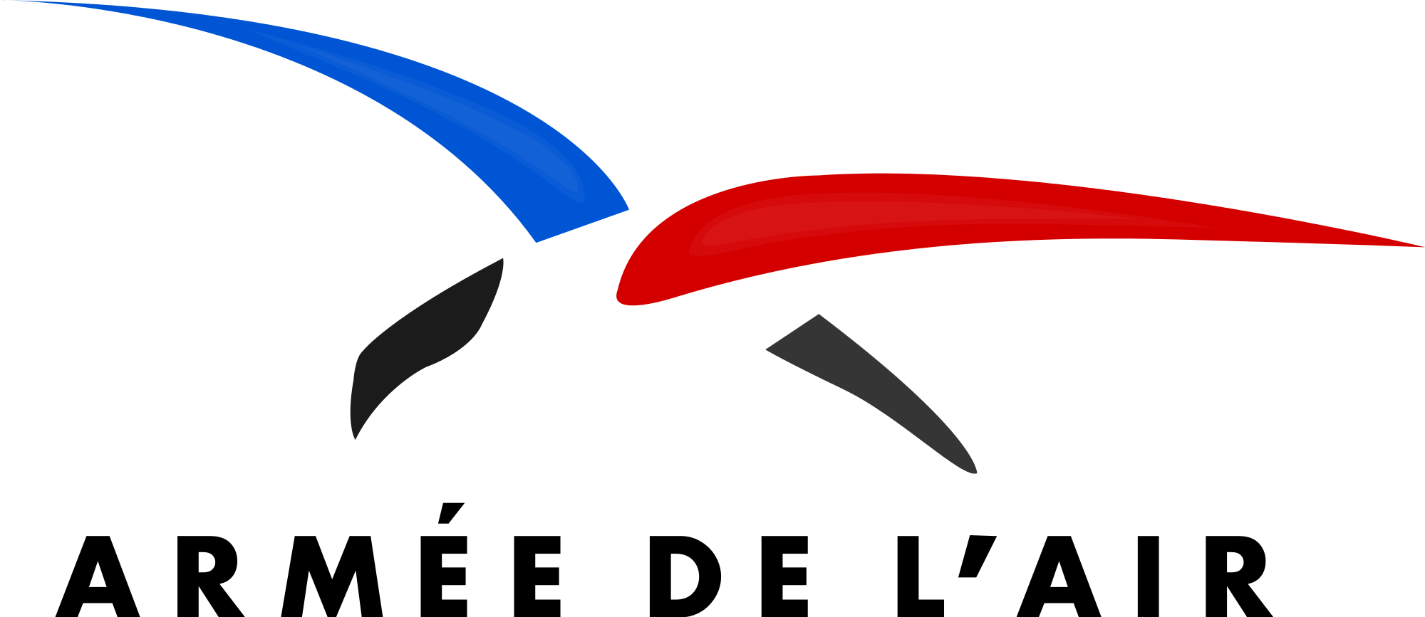 Logo of the French Air Force