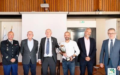 Remise du Trophée de Joinville
